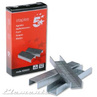 5 Star Staples 23-8 HEAVY DUTY